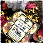 HOUSE BLESSINGS | Herbal Alchemy Spell Candles | High Vibes