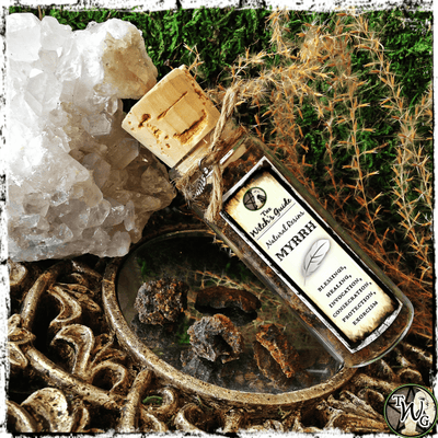MYRRH Resin Incense | Consecration, Protection