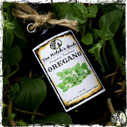 OREGANO Herbal Tincture | Digestive, Immune Health
