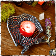 Owl Altar Dish, The Witch's Guide