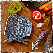 Owl Incense Burner, The Witch's Guide