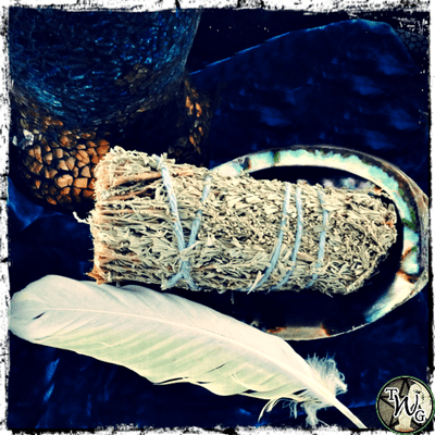 Sage & Lavender Herbal Smudge Bundle | Relaxation, Purification