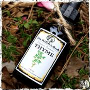 THYME Herbal Tincture | Colds & Flu, Memory