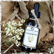 VALERIAN Herbal Tincture | Insomnia, Anxiety
