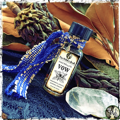 Vow | Herbal Alchemy Oil | Commitment, Loyalty, Dedication