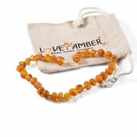 Adult Bees Knees Raw Honey Baltic Amber Anklet Love Amber X