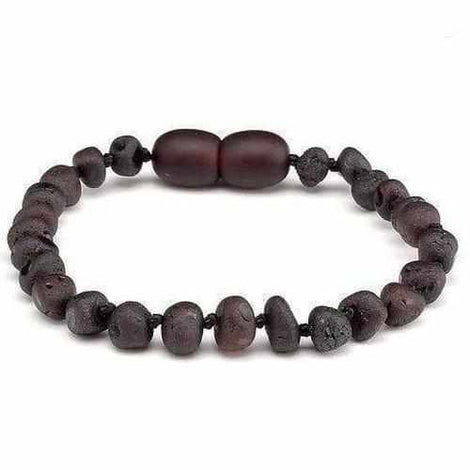 Adult Cherryaid Raw Cherry Baltic Amber Bracelet Jewellery / Bracelets / Beaded Bracelets Love Amber X
