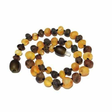 Costume Jewellery Child Pippin Raw Green Honey Baltic Amber Anklet Bracelet