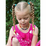 Child Phoebe Lemon Baltic Amber Gemstones Necklace Jewellery / Necklaces / Beaded Necklaces Love Amber X