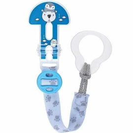 Mam Clip It Boys Colours Soother / Dummy / Dummies MAM