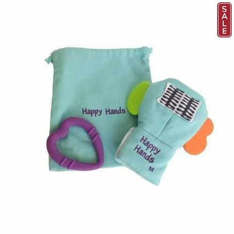 Gummee Happy Hands Chewable Glove Mitt Larger Child Special Needs Sensory S M L Gummee