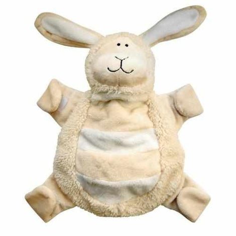 Lamb Sheep Cream Beige Sleepytot Baby Comforter Toy Dummy Soother Holder Sleepytot