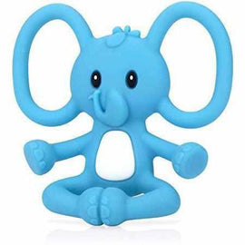 Nuby Yogi Teether Toy for Babies from 3 Months Love Amber X Ltd Baltic Amber Jewellery and Silicone Teething Necklaces
