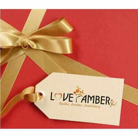Online Electronic E Voucher Gift Card Love Amber x Gift Card Love Amber X