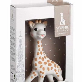 Sophie La Girafe Baby Teething Toy - Fresh Touch Gift Box Love Amber X Baltic Amber Jewellery