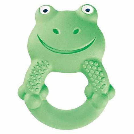 Mam Teether Friend Max The Frog 4mths+ Teething Toys MAM