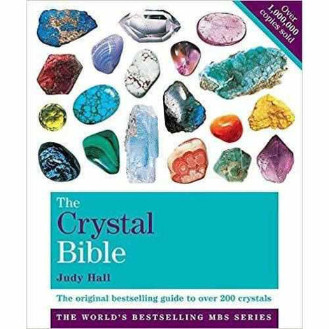 The Crystal Bible: A Definitive Guide to Crystals: Godsfield Bibles Love Amber X Ltd Baltic Amber Jewellery and Silicone Teething Necklaces