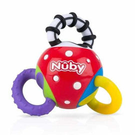 Nuby Twista Ball Teether Teething Toys Nuby
