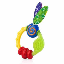 Nuby Wacky Teether Teething Toys Nuby