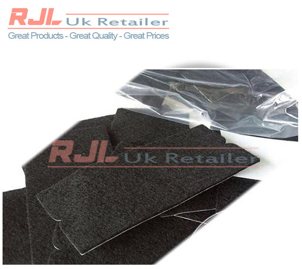 Replacement Adhesive Felt for Squeegee Car Vinyl Wrapping/Window Tint Tool Scraper - Rjl Retail Ltd