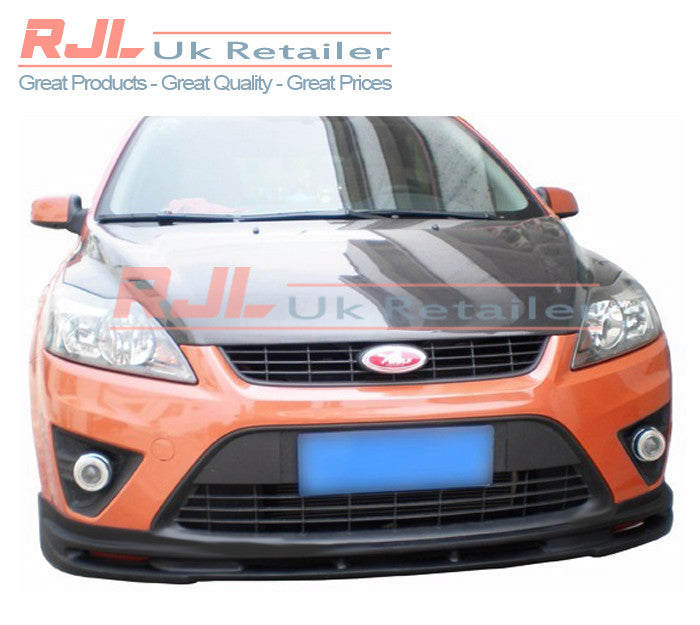 Focus Zetec Mk2.5 Facelift 2009-2011 ST Style Front & Rear Bumper Valance Kit With Side Skirts - Rjl Retail Ltd