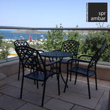 NEW PORT BISTRO SET