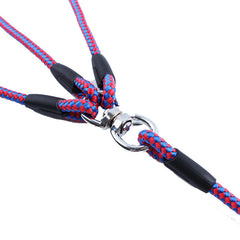 Three Way Dog Leash For 3 Dogs