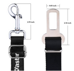Soft Travel Seat Belt For Dogs