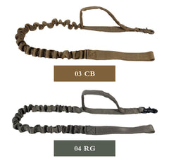 Military Dog Training Elastic Leash