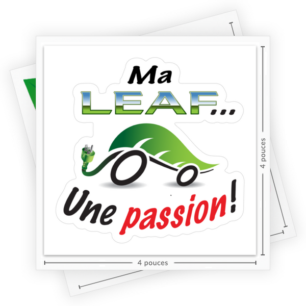 Ma Leaf... Une passion!