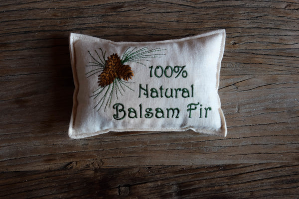 100% Natural Balsam Fir Pillow