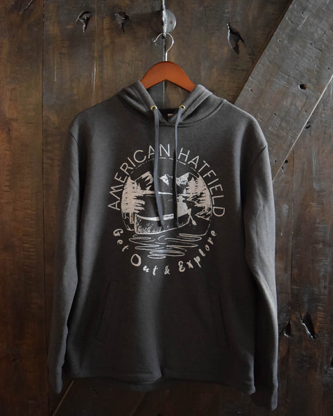 Get Out & Explore Hoodie