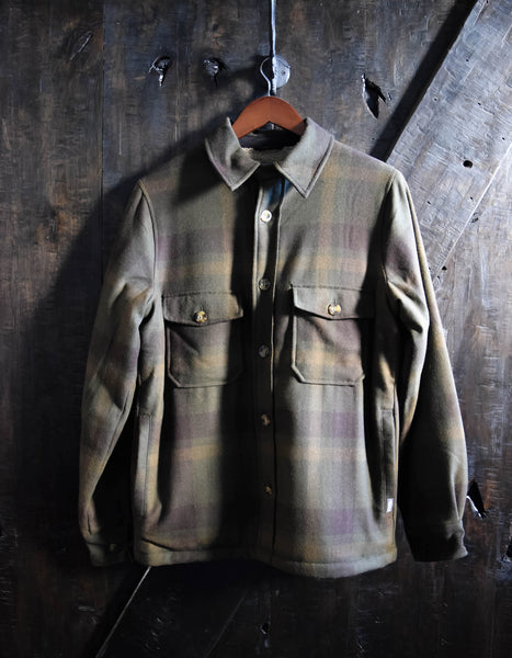Charley Brown Coat - Olive