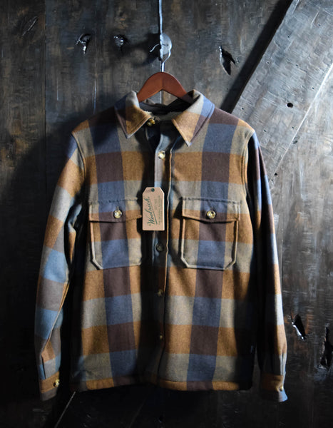 Charley Brown Coat - Trail Brown