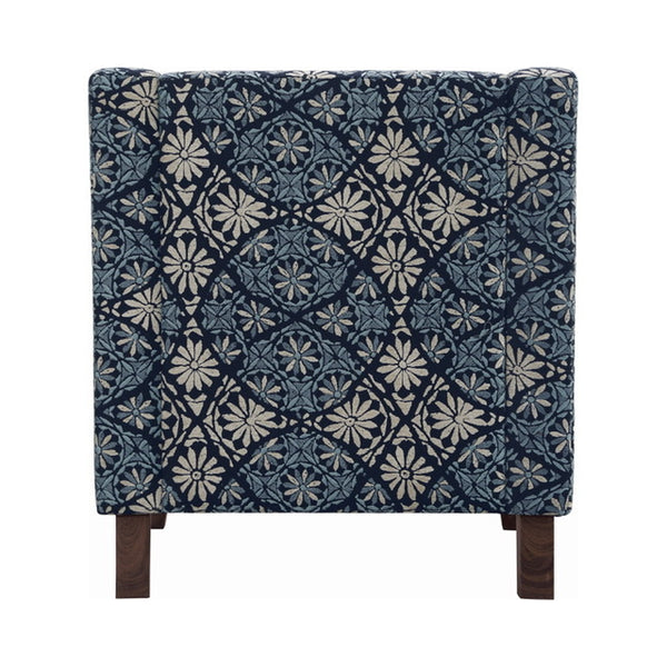 Coltrane Sloped Arm Upholstered Chair Multi-Color