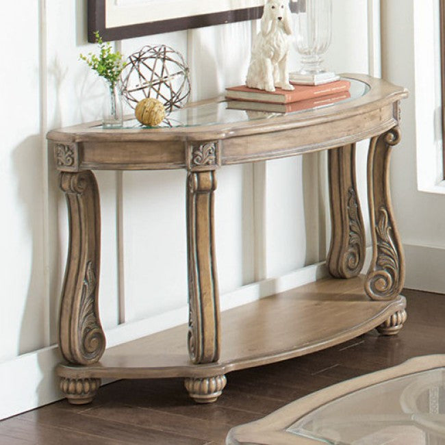 Trivellato Collection Sofa Table by Coaster