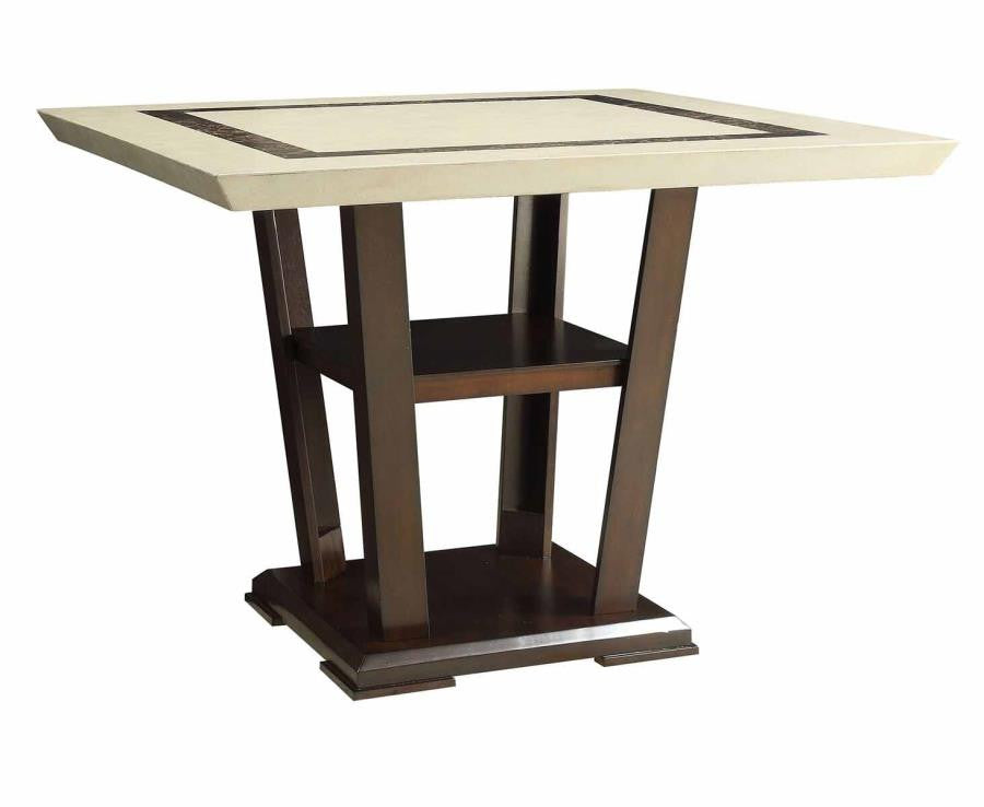 Lacombe Collection Counter Height Table by Coaster