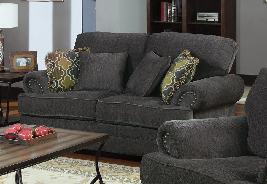 Colton Collection Loveseat by Coaster - HD Furniture