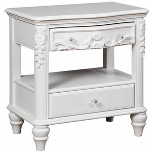 Caroline Collection Nightstand by Coaster - HD Furniture