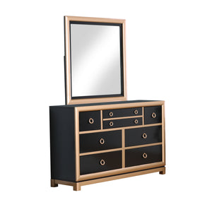 Zorah Contemporary Mirror