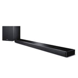 Yamaha YSP-2700BL 7.1 Channel MusicCast Sound Bar with Wireless Subwoofer-Black