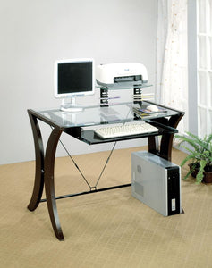 Computer Desk by Coaster - HD Furniture