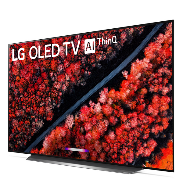 LG Electronics OLED65C9PUA 65-Inch 4K UHD OLED Smart TV with AI ThinQ - 4K Cinema HDR