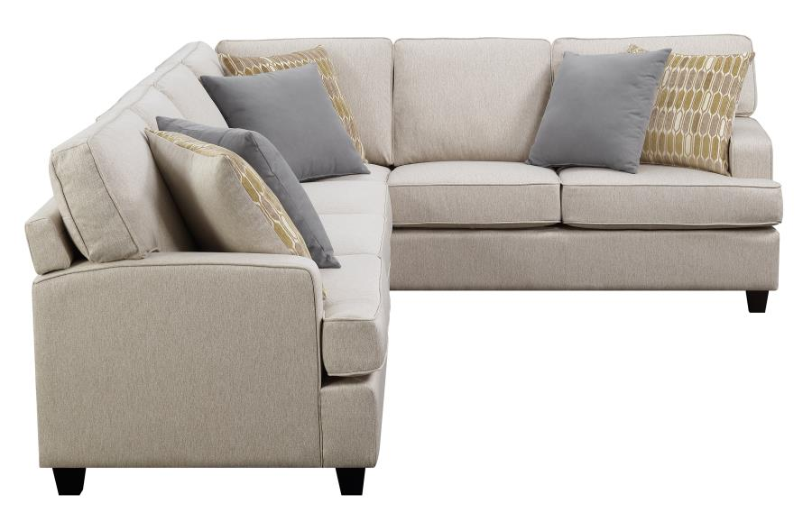 Emmet Sectional by Coaster  sc 1 st  HD Furniture : emmett sectional - Sectionals, Sofas & Couches