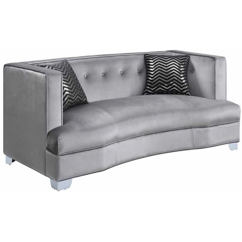 Caldwell Collection Loveseat by Coaster - HD Furniture