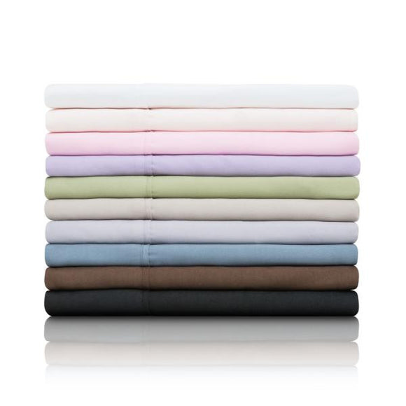 Brushed Microfiber Linens by Malouf - HD Furniture