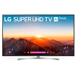 LG Electronics 75SK8070 75-Inch 4K UHD Nano Cell LED Smart AI TV - 4K Cinema HDR - TruMotion 240