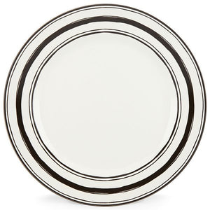 "Around the Table Stripe 9"" Accent Plate by Lenox"