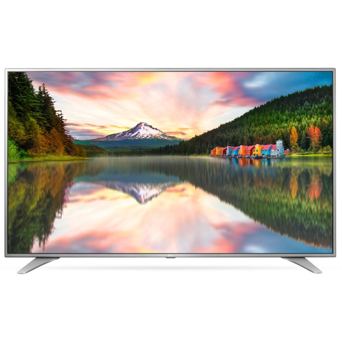 "LG (New) UH6550 60UH6550 60"" 4K 120Hz, UHD TV w/ HDR & webOS 3.0"
