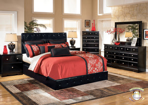 Marcus Collection Dresser by HD Furniture